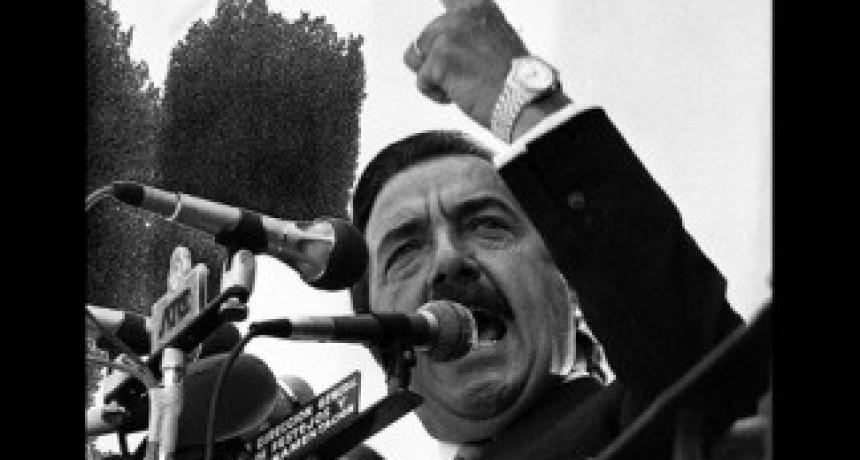 """""""Alfonsín nos legó las instituciones funcionando"""""""