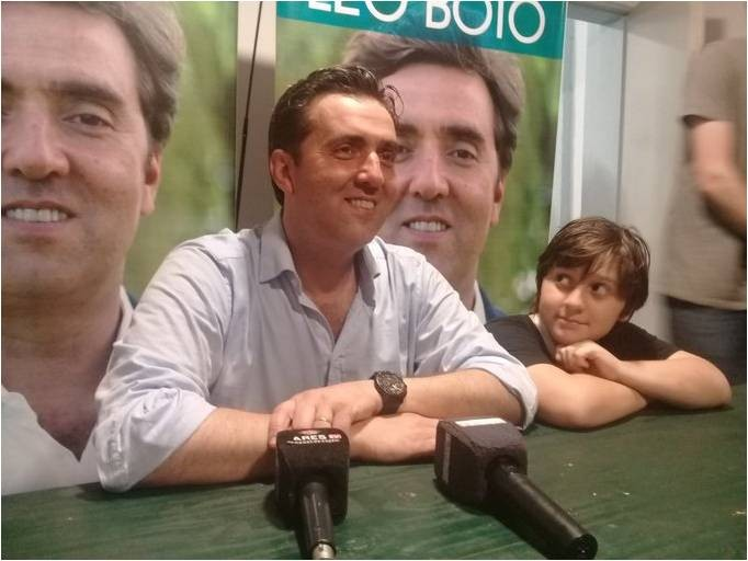 """""""Logramos captar la esperanza de recuperar Luján"""""""