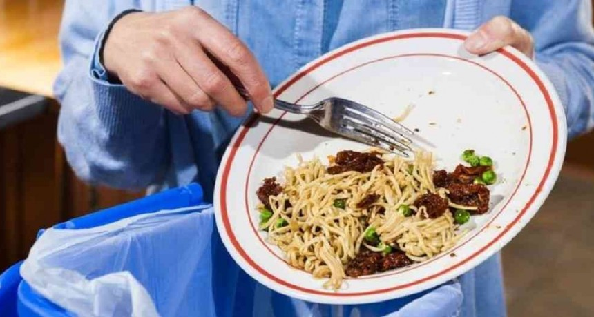 Nutrición: Se conmemoró el Día Nacional Contra la Perdida y el Desperdicio de Alimentos