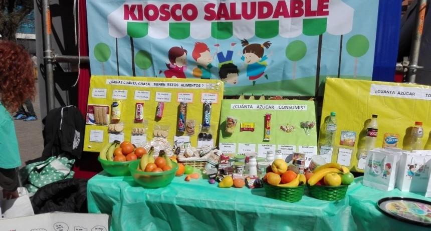 Nutrición: Kioskos  Saludables