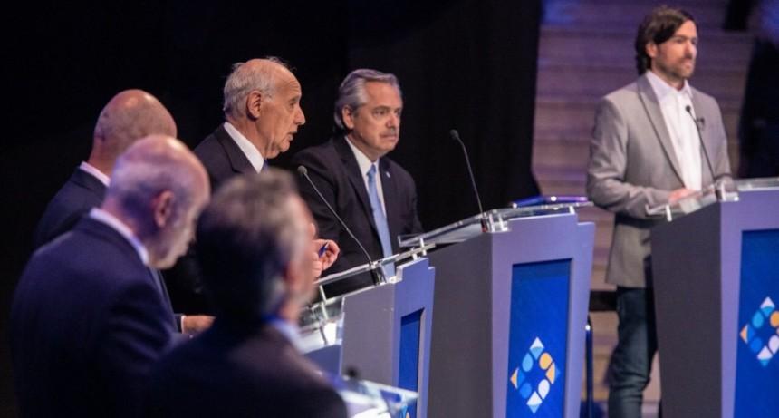 """""""El debate es un gran ejercicio para los candidatos"""""""