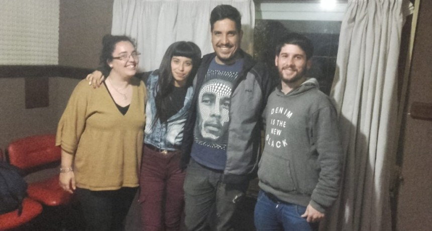 Nico Cércola visitó Visión Panorámica