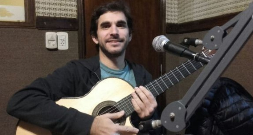 Andrés Caporales visitó Visión Panorámica