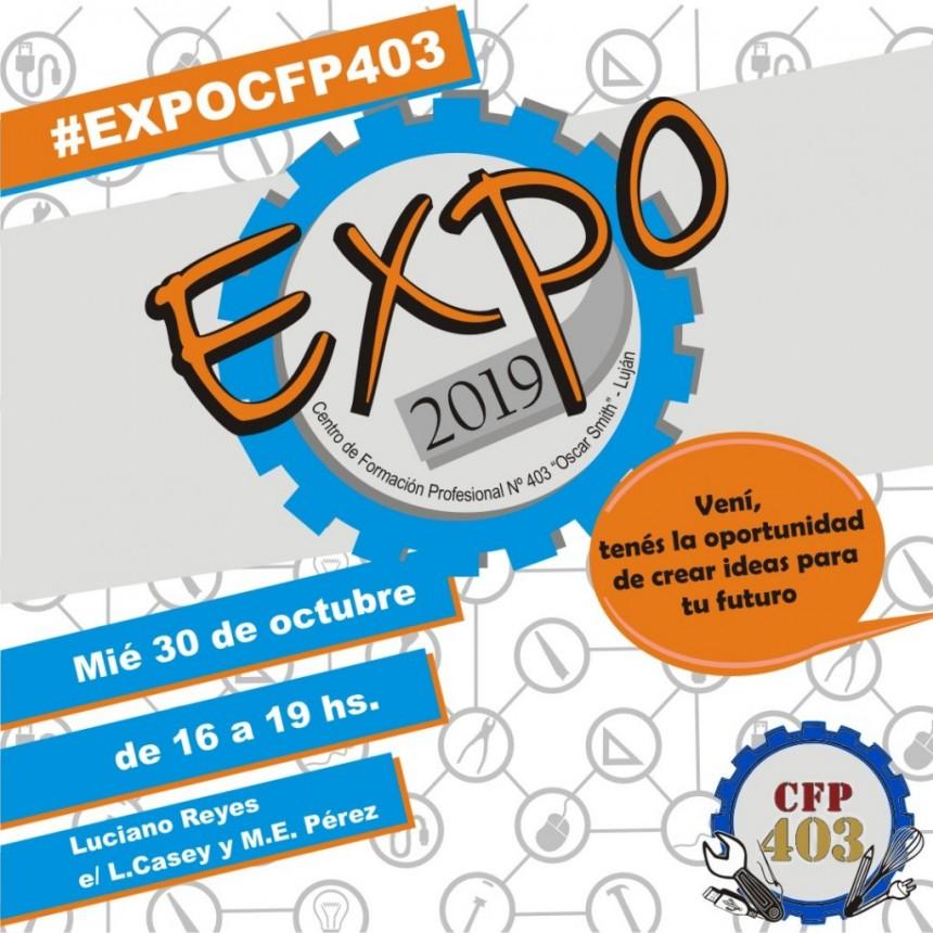 El CFP 403 realiza su Expo 2019