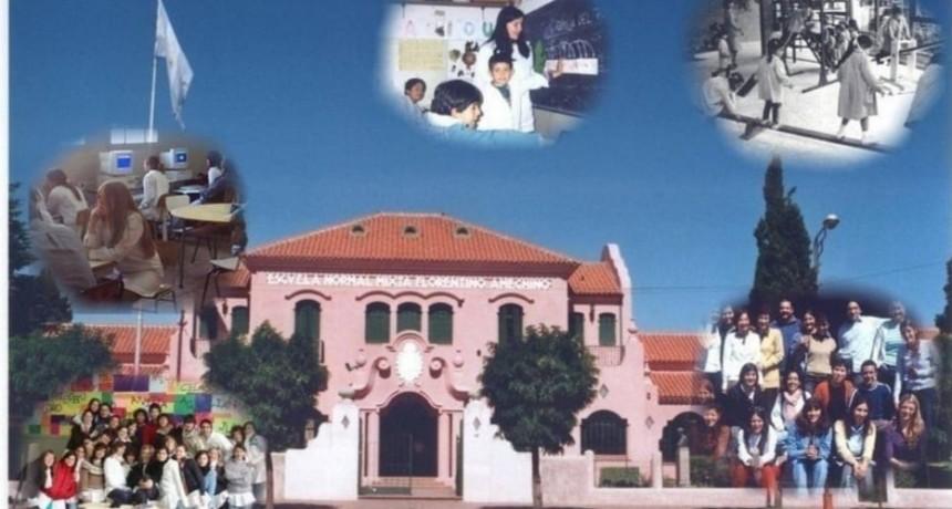 Buscan adhesiones para restaurar la Escuela Normal