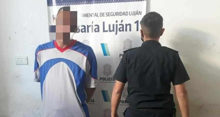 Detenidos por tenencia de armas de fuego