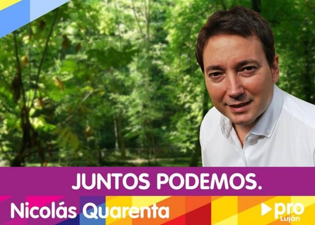 """Nicolás Quarenta: """"La gente se harto de un modelo que dejo de seducir"""""""