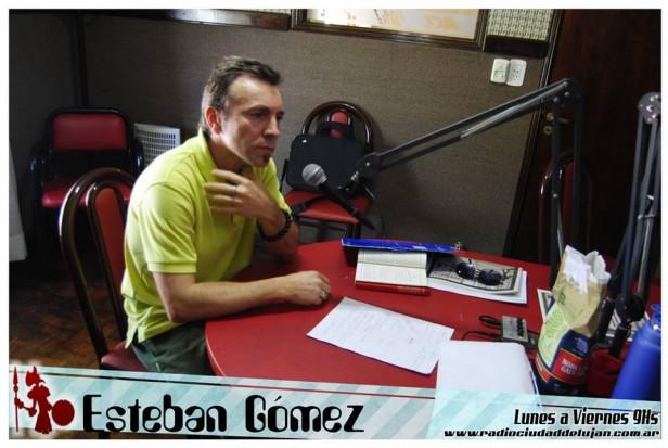 """Lic. Esteban Gómez: """"El miedo al otro"""""""