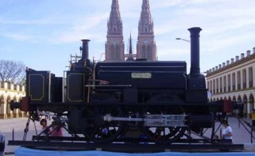 Ferrocarril Oeste en la columna de historia