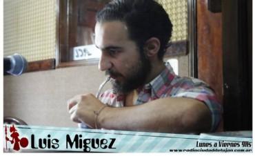 """Luís Miguez: """"Leda Valladares y el canto con caja"""""""