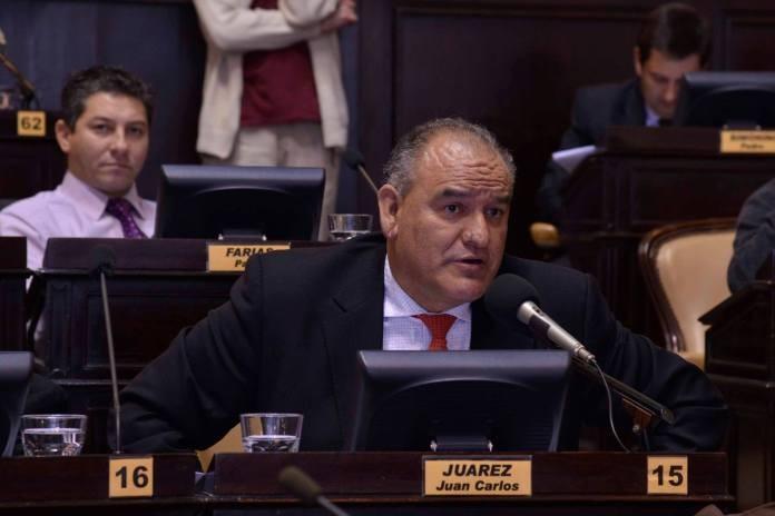 """Juárez: """"Esto no trabaja para nada a favor de la transparencia"""