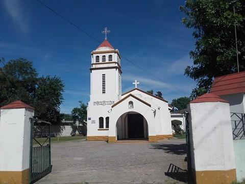 Robo y destrozos en la Capilla Santa Elena