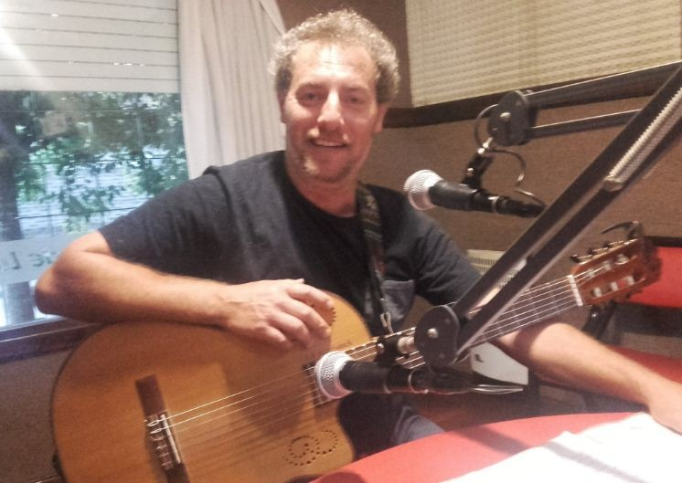 Hernan Rebottaro prepara su nuevo disco