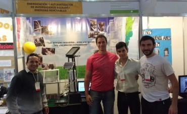 """El CFP N° 403 """"Oscar Smith"""" recibió la Mención Especial de la Feria Nacional de Innovación Educativa"""