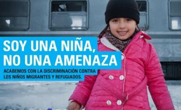 """""""Millones de niños migrantes están en peligro"""""""