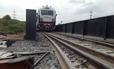 """""""El Ferrocarril nos pide 3.44 de ancho y estamos en 3.50"""""""