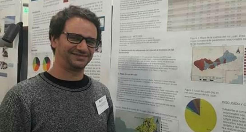 Investigan relación entre uso del suelo e inundaciones