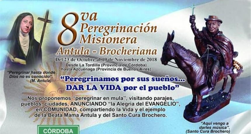Se viene la 8º Peregrinación Misionera