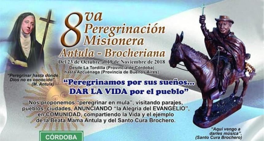 Culmina la 8º Peregrinación Misionera