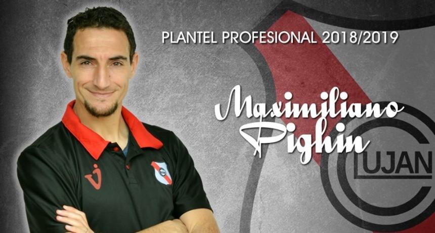 Maxi Pighin: