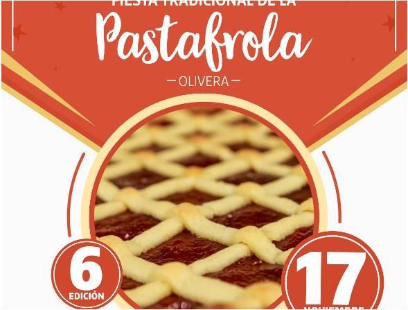 Se viene la Fiesta de la Pastafrola en Olivera