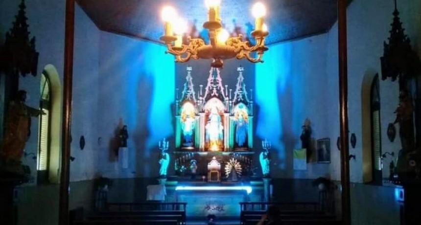 Llegó la Imagen de la Virgen de Luján proveniente de Malvinas