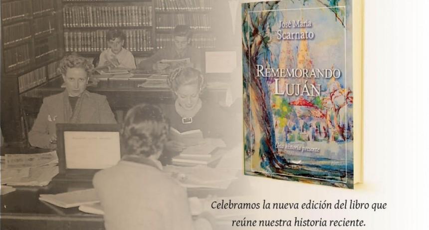 """Presentan nueva edición de """"Rememorando Luján"""""""