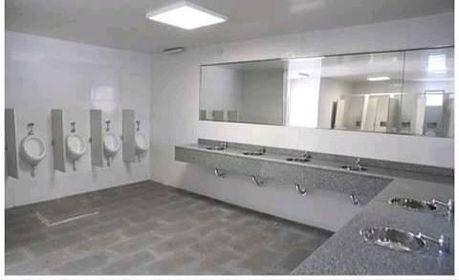 Recuperaron los baños de la terminal