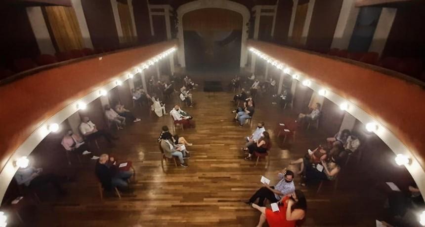 El Teatro Trinidad Guevara reabre con siete funciones