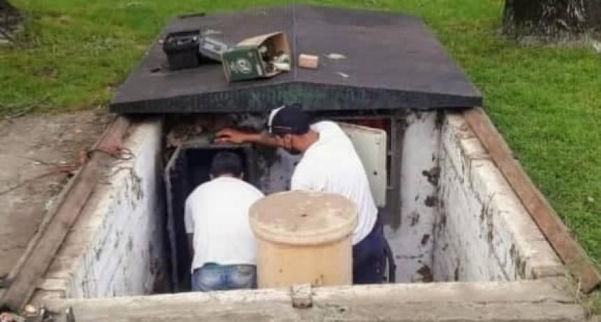 Agua corriente: el restablecimiento del servicio podría demorar todo el día