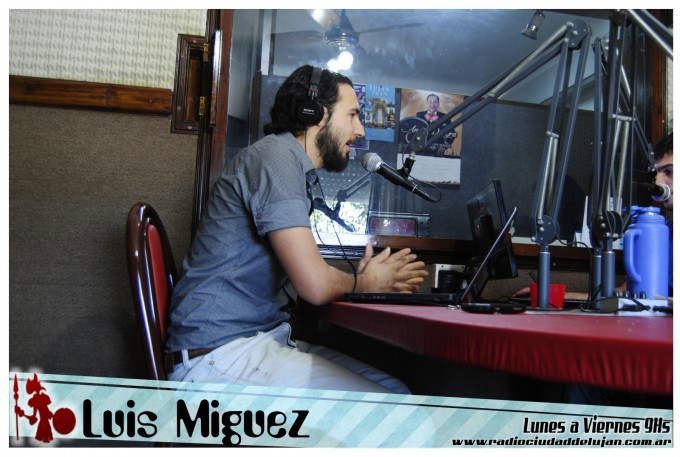 Luis Miguez sobre el Chango Rodriguez