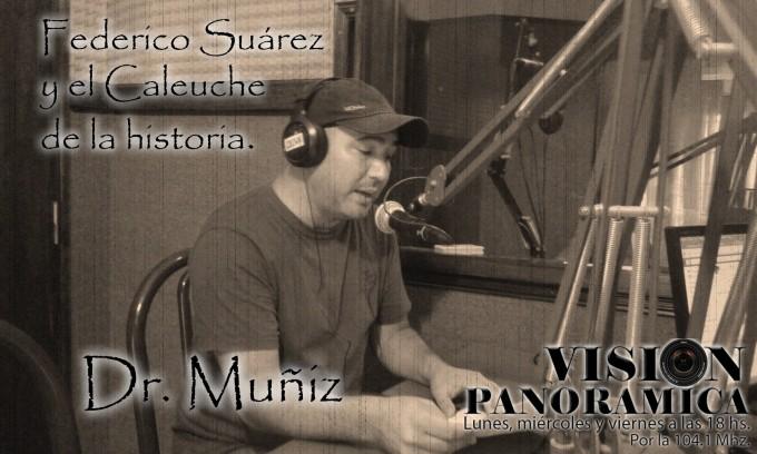 Columna de historia: Dr Muñiz