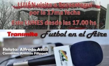 Día y horario confirmado para Luján