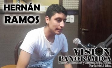Folclore, cuarteto y tango de la mano de Hernán Ramos