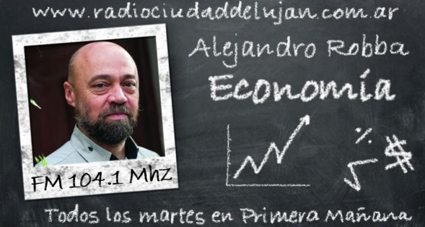 """""""La economía de los vecinos crece y la de la Argentina cae"""""""