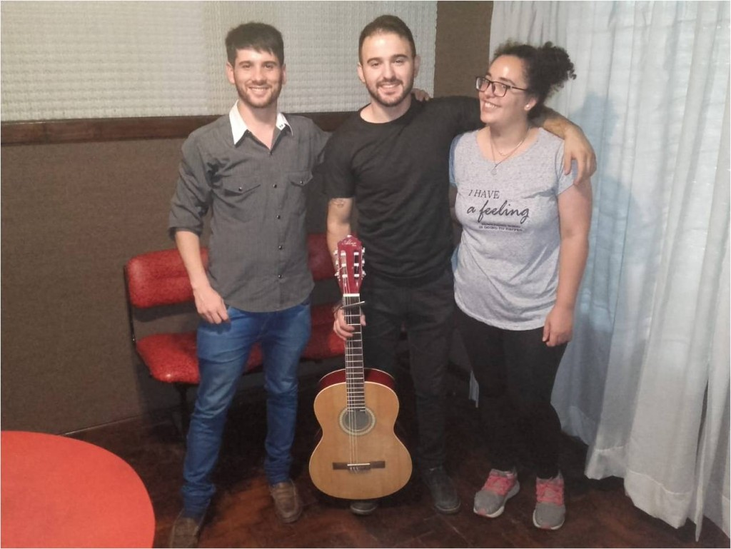 Mariano Zamborain visitó Visión Panorámica