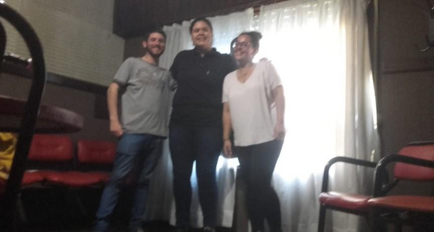 Mayra Vega visitó Visión Panorámica