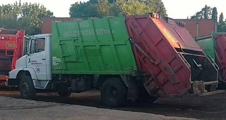 Se normaliza servicio de recolección de residuos