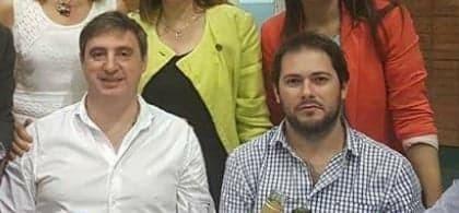 Ezequiel Artero renunció al Concejo Deliberante