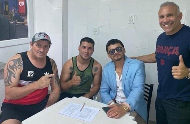 Gran paso para el boxeo lujanense