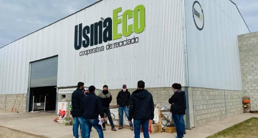 Robaron en la planta de UsinaEco